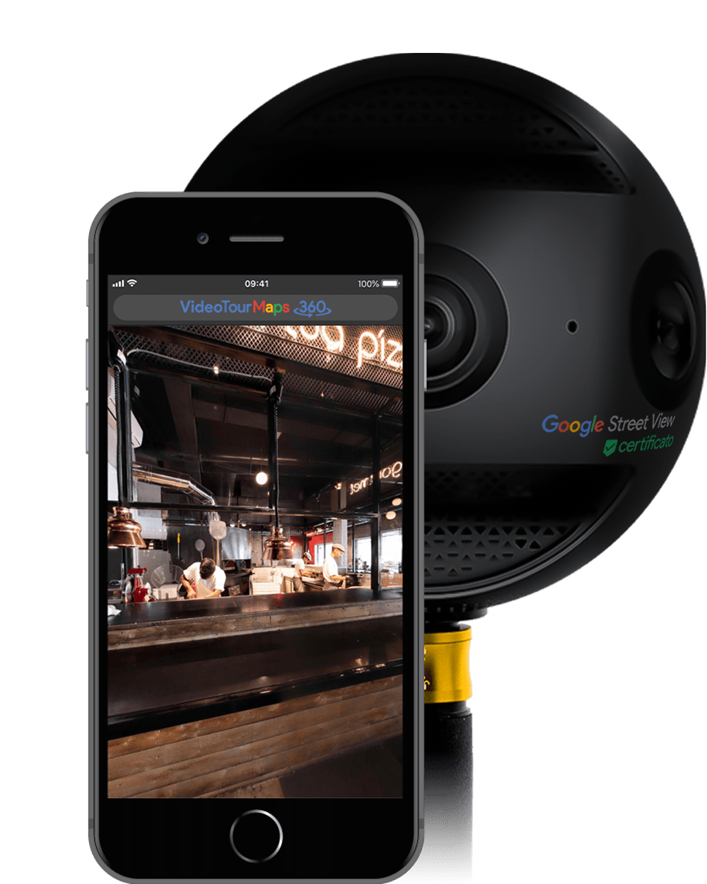 Insta360 Pro2 e Video Tour Virtuale