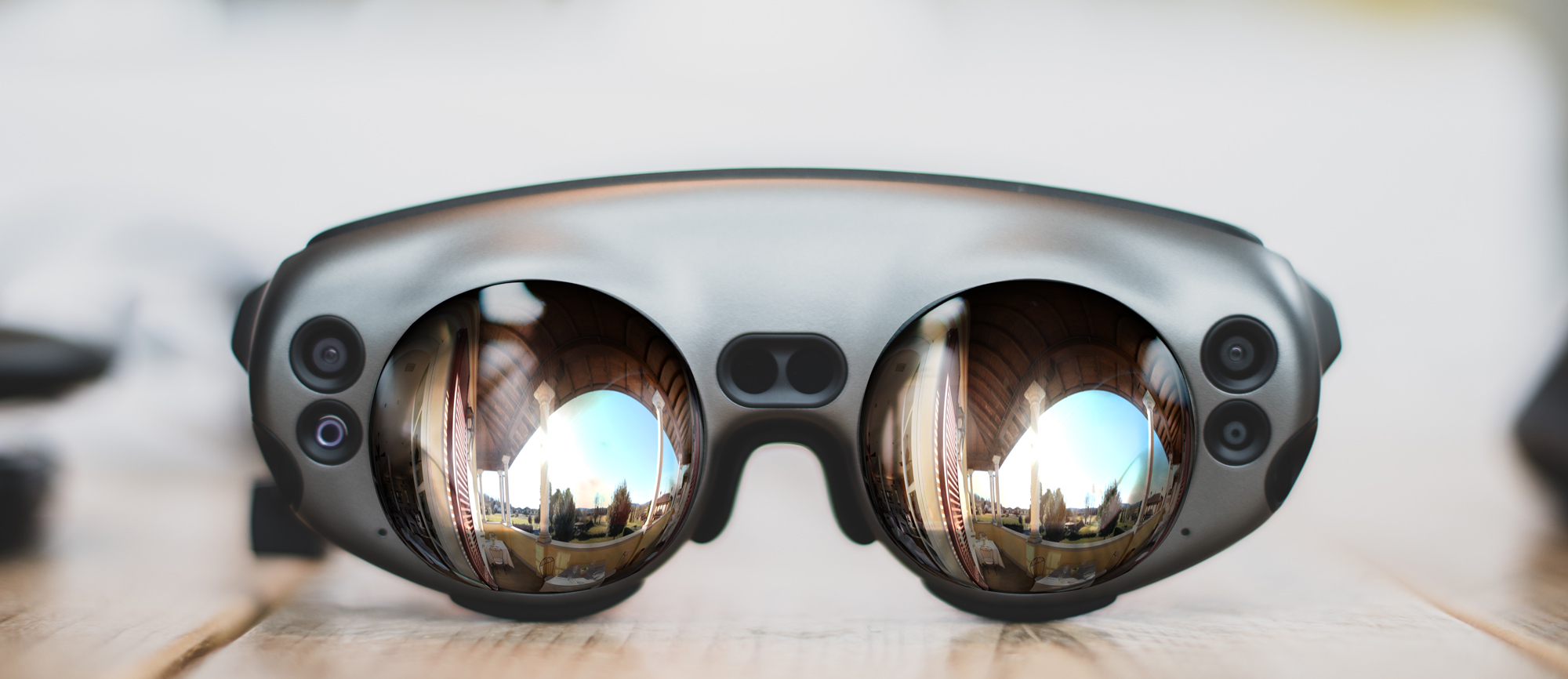 Occhiali VR per tour virtuale